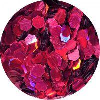 Konfety hexagony plné - LB912