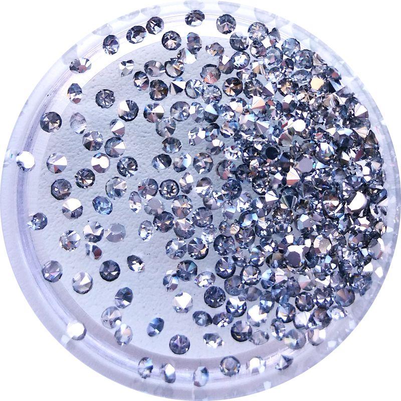 Crystal Pixie - Kryštáliky na nechty Silver