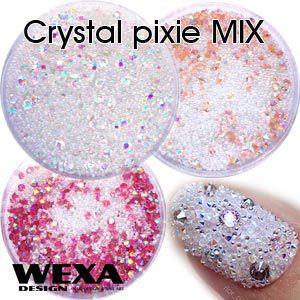 WEXA Crystal Pixie a la Swarovski