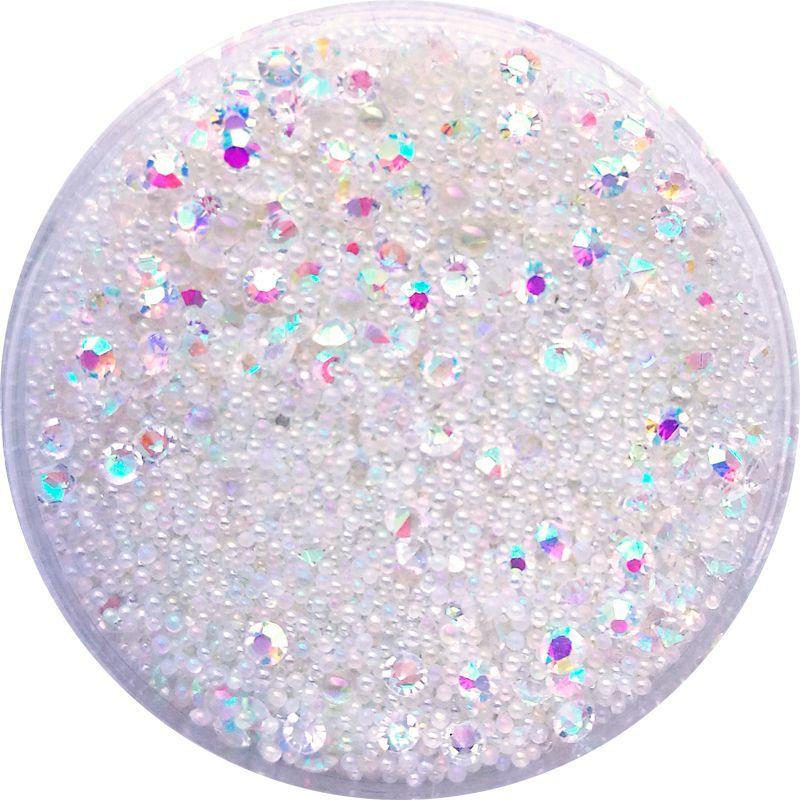 Crystal Pixie - Mix na zdobenie nechtov AB