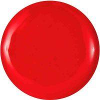Farebný uv gél - Standard Chilli Red