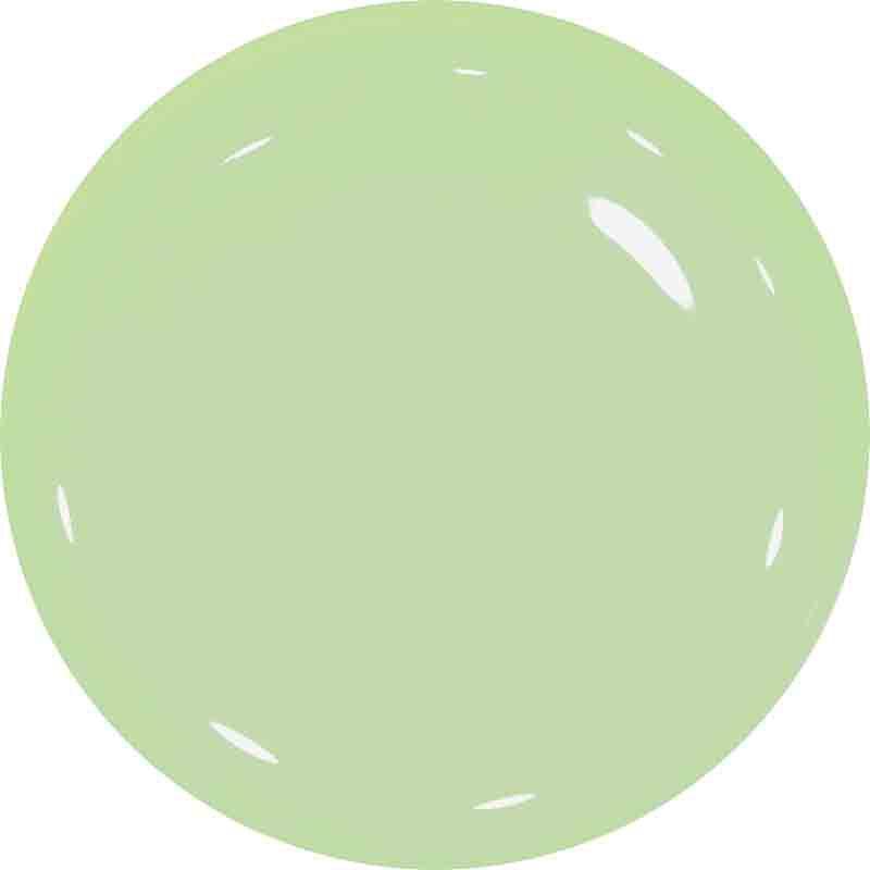 Farebný uv gél na nechty - Standard Pastel Olive