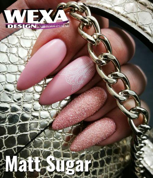 Matt Sugar - matný prášok na nechty