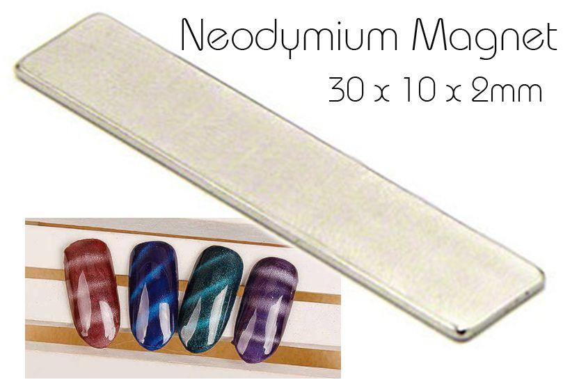 Neodýmiový magnet na nechty 1