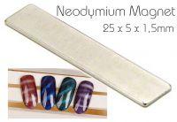 Neodýmiový magnet 2