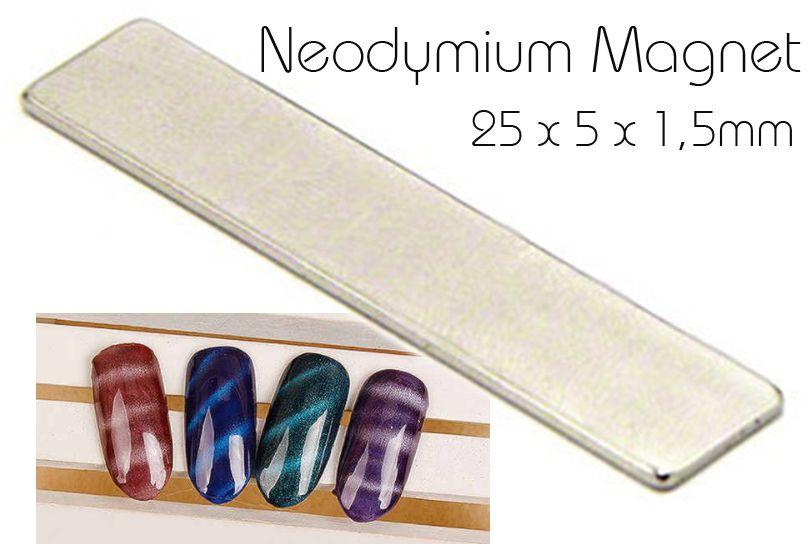Neodýmiový magnet na nechty 2