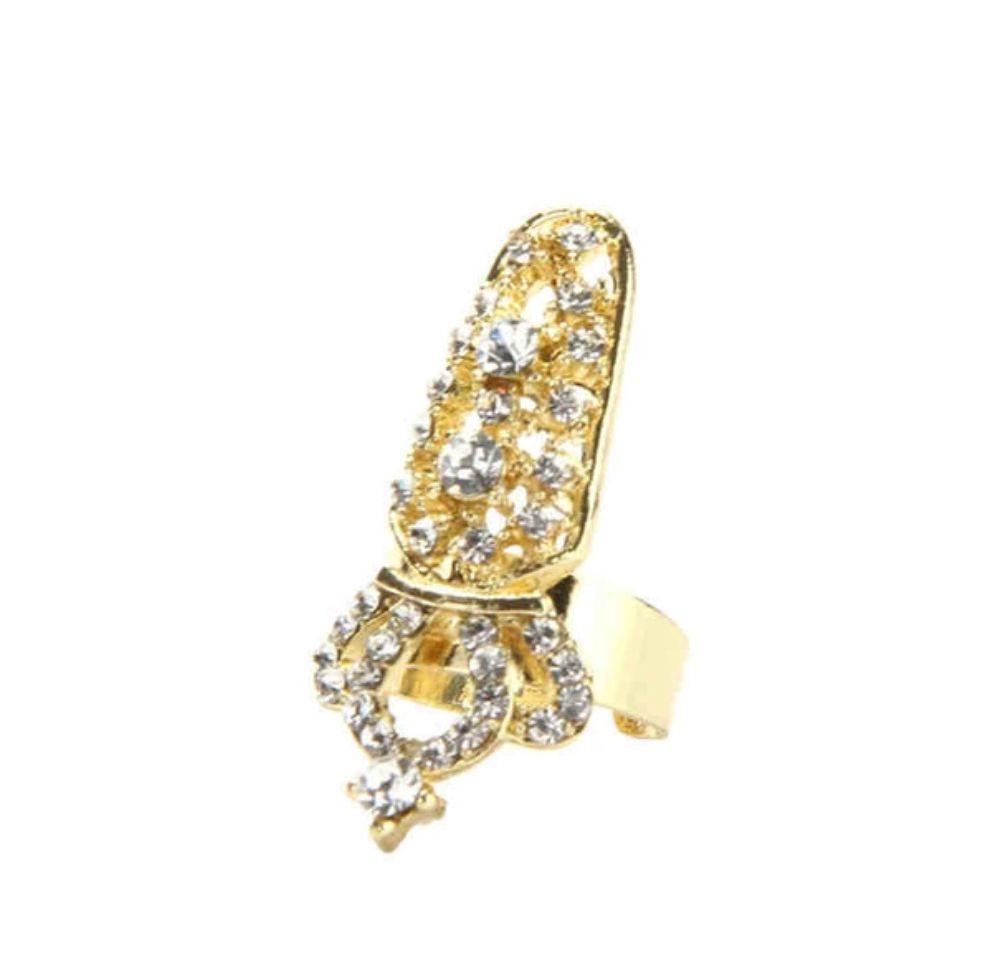 Nail Ring 1 - prsteň s nechtom