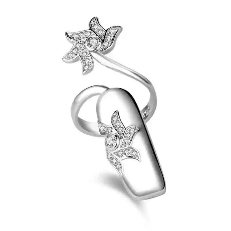 Nail Ring 10 - prsteň s nechtom