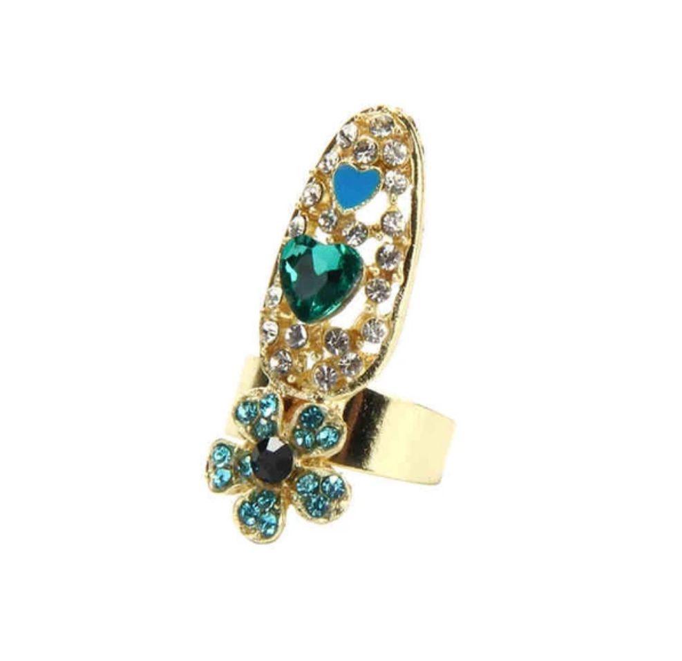 Nail Ring 5 - prsteň s nechtom