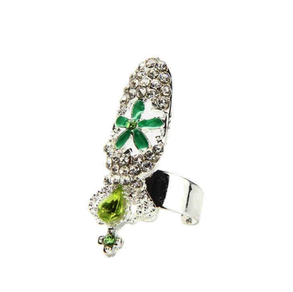 Nail Ring 6 - prsteň s nechtom