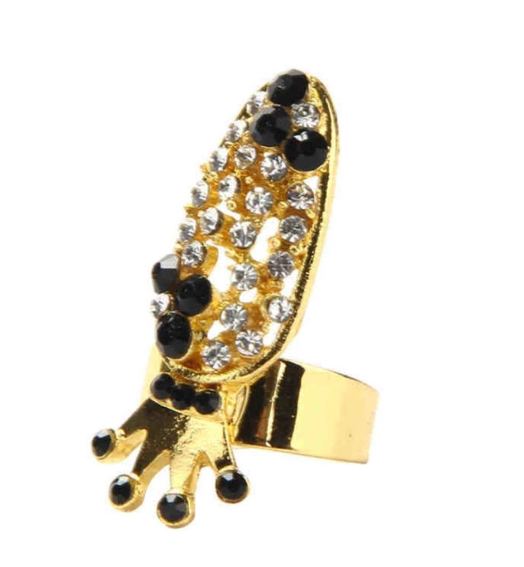 Nail Ring 7 - prsteň s nechtom