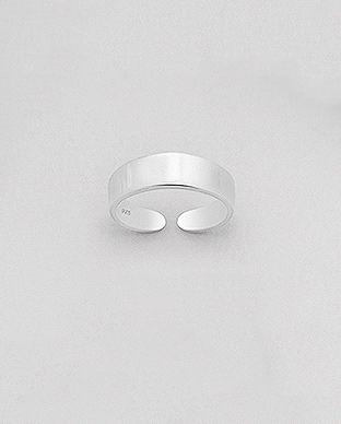 Strieborný mini prstienok Pure Line
