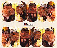 Vodolepky Animal A1293
