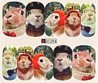 Vodolepky Animal A1294