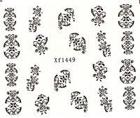 Vodolepky Ornamenty XF1449