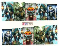 Vodolepky Halloween BN-191