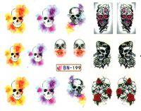 Vodolepky Halloween BN-199