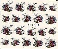 Vodolepky Kvietky XF1554