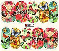 Vodolepky Motýle A1298