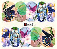 Vodolepky Motýle A1299
