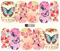 Vodolepky Motýle A1300