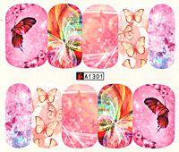 Vodolepky Motýle A1301