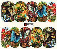 Vodolepky Motýle A1304