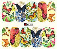 Vodolepky Motýle A1305