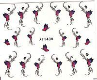 Vodolepky Motýle XF1438