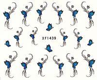 Vodolepky Motýle XF1439