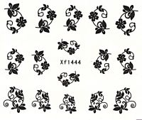Vodolepky Ornamenty XF1444
