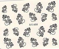 Vodolepky Ornamenty XF1450