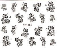 Vodolepky Ornamenty XF1451