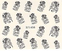 Vodolepky Ornamenty XF1456