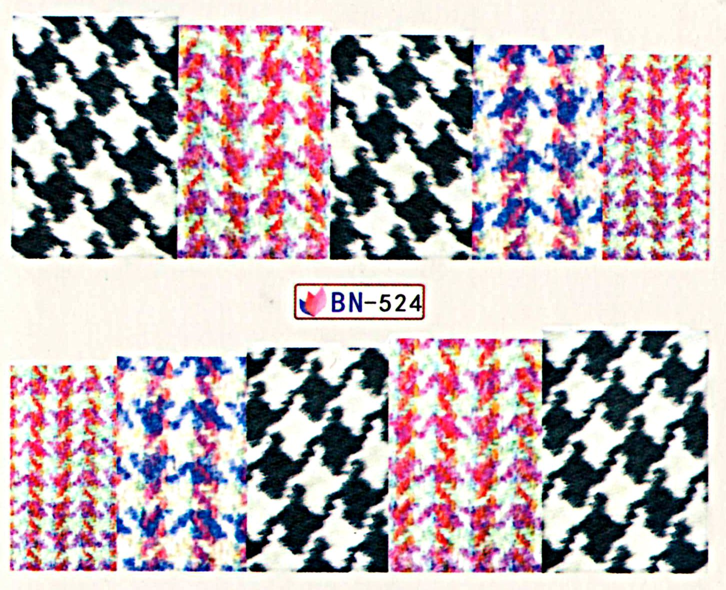 Vodolepky na nechty Svetrík BN-524