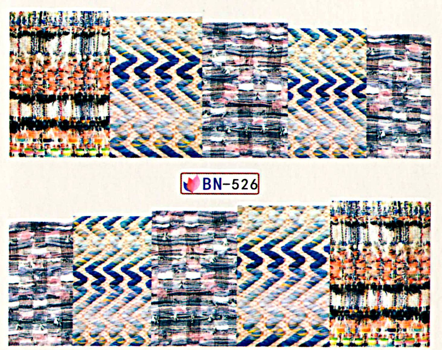 Vodolepky na nechty Svetrík BN-526
