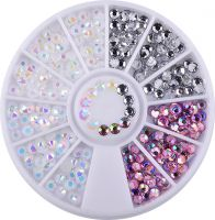 3 Color Rhinestone - kolotoč