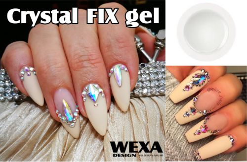 Crystal FIX gel