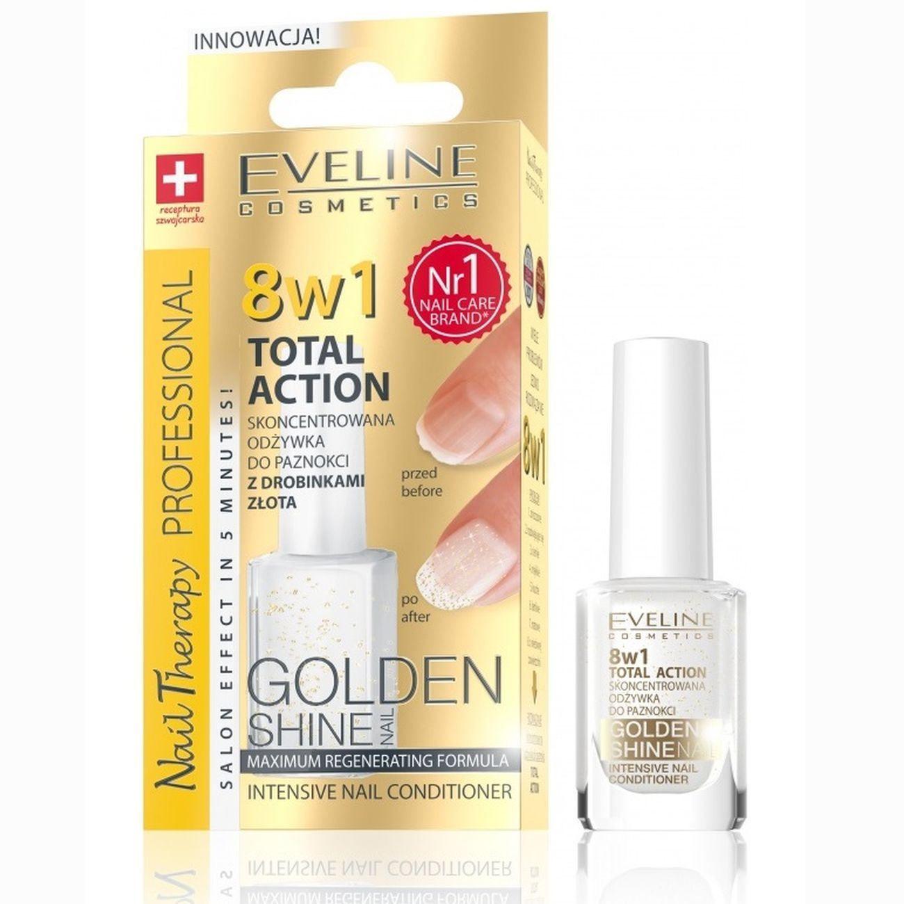 Eveline 8in1 Total Action Gold Regeneration formula