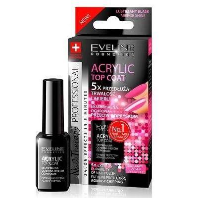 Eveline Acrylic Top Coat extrémna ochrana