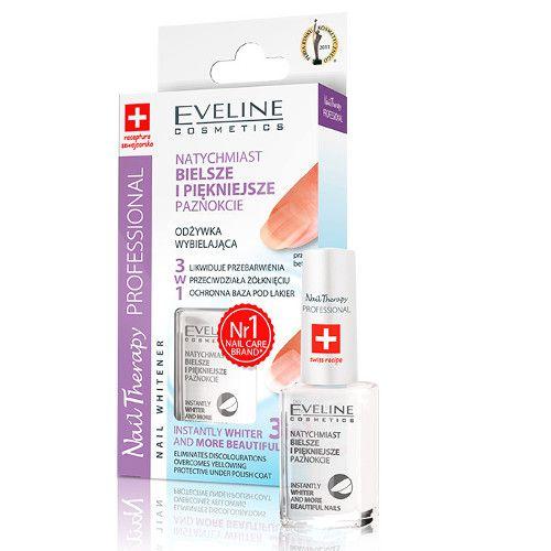 Eveline Nail Whitener - Whitening and smoothening