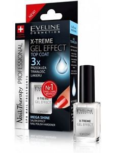 Eveline X-Treme Gel Effect Fast Dry Top Coat