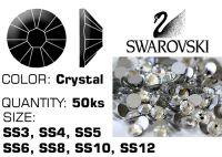 Swarovski F - Crystal