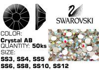 Swarovski F - Crystal AB