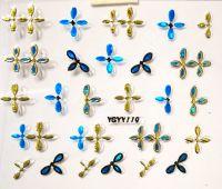 Nálepky Blue Holo YGYY119