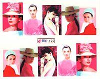 Vodolepky Fashion BN-122