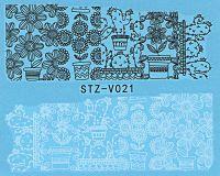 Vodolepky Blue STZ-V021