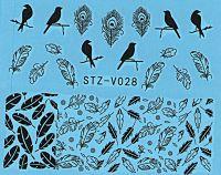Vodolepky Blue STZ-V028