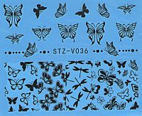 Vodolepky Blue STZ-V036
