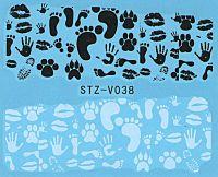 Vodolepky Blue STZ-V038